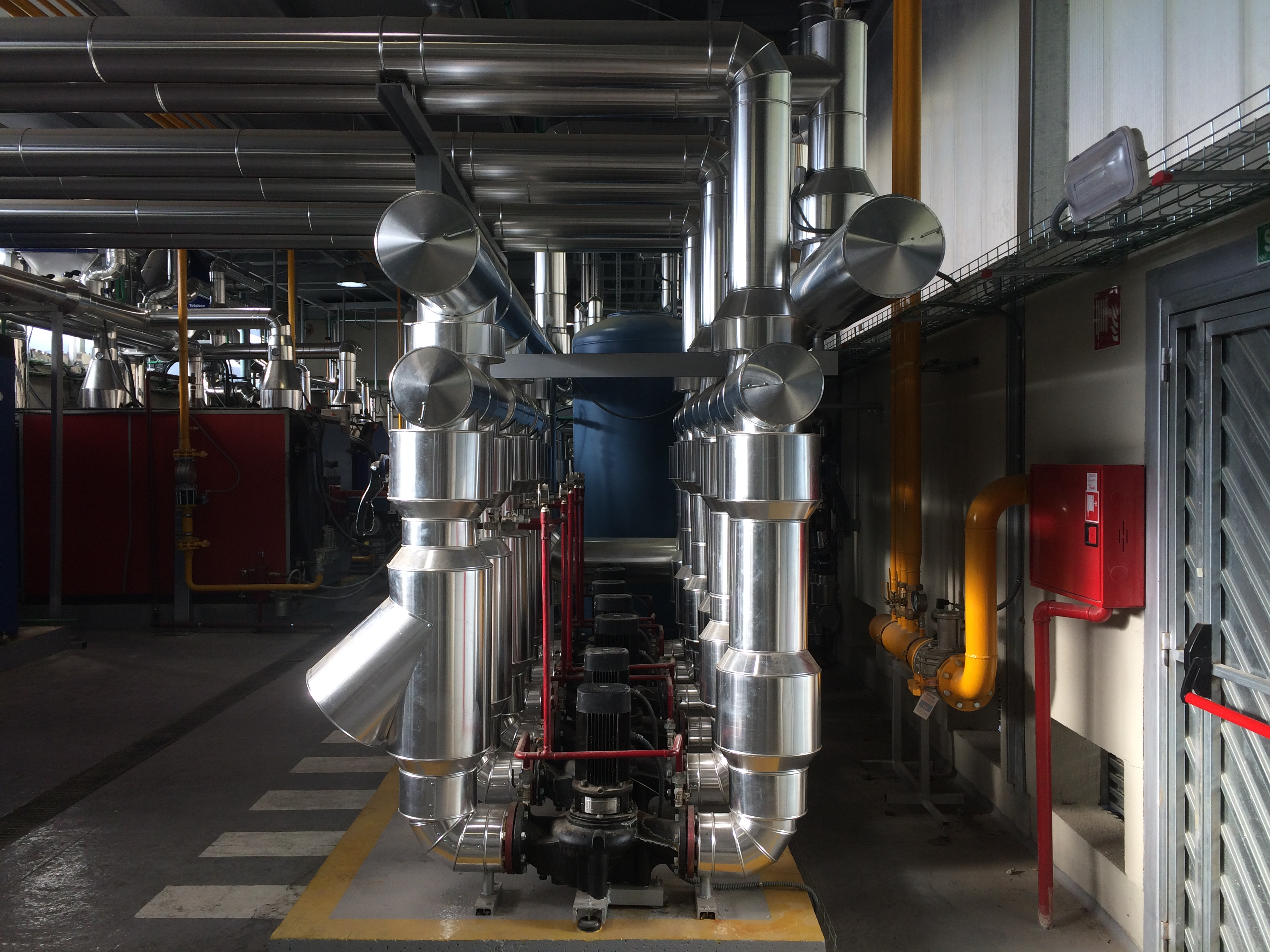 Hospital Ubeda. Servicios Ingeniería Sector de la Energía | Irradia Energía