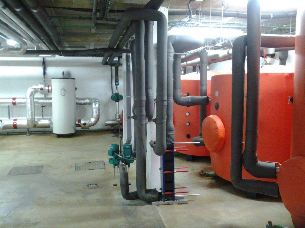 Auditoría energética de las instalaciones térmicas de la piscina municipal de Castilleja de la Cuesta