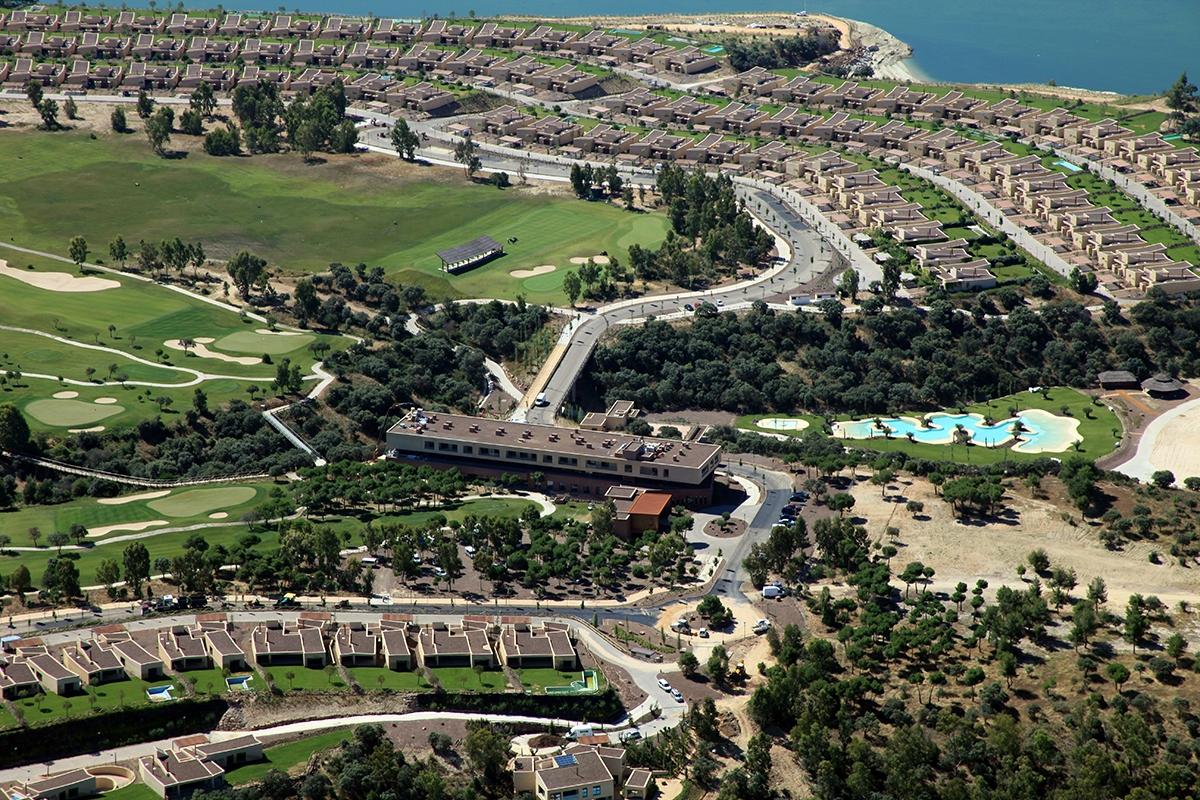 Diseño de Instalaciones y Dirección de las obras para el complejo de MARINA VALDECAÑAS.