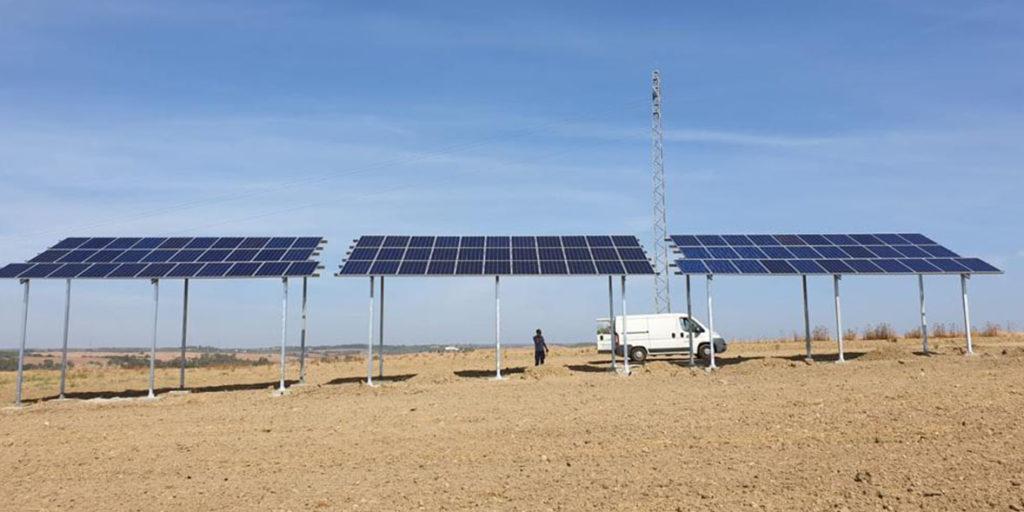 Bombeo Solar Irradia Energía