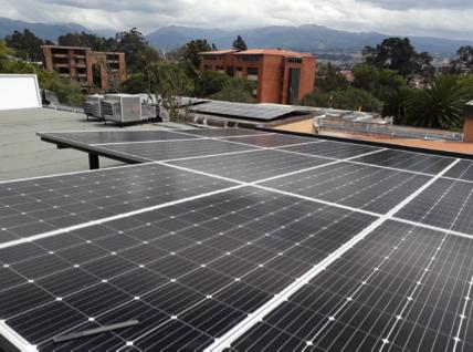 Sistema de Generación Fotovoltaico