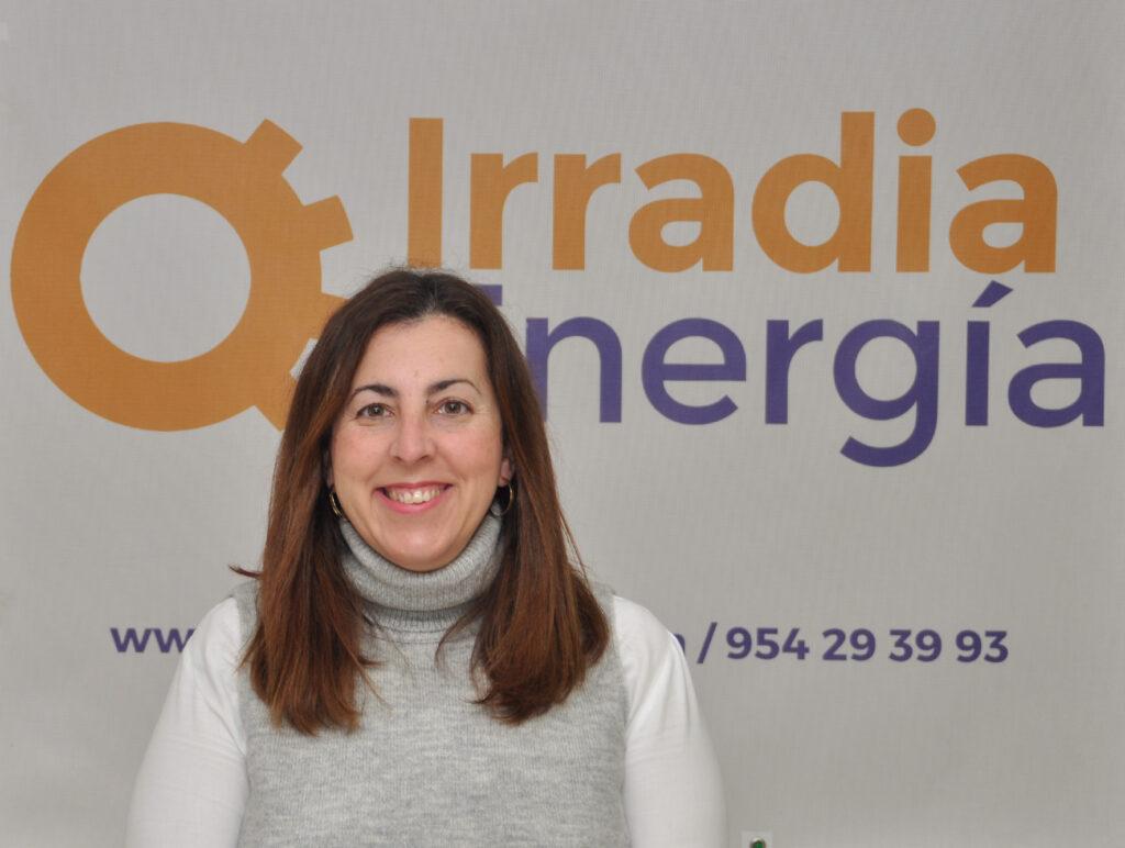 Mar Rincon equipo Irradia