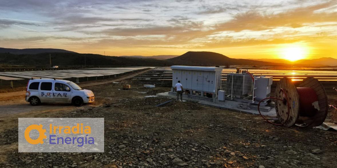 Irradia Energía parque solar