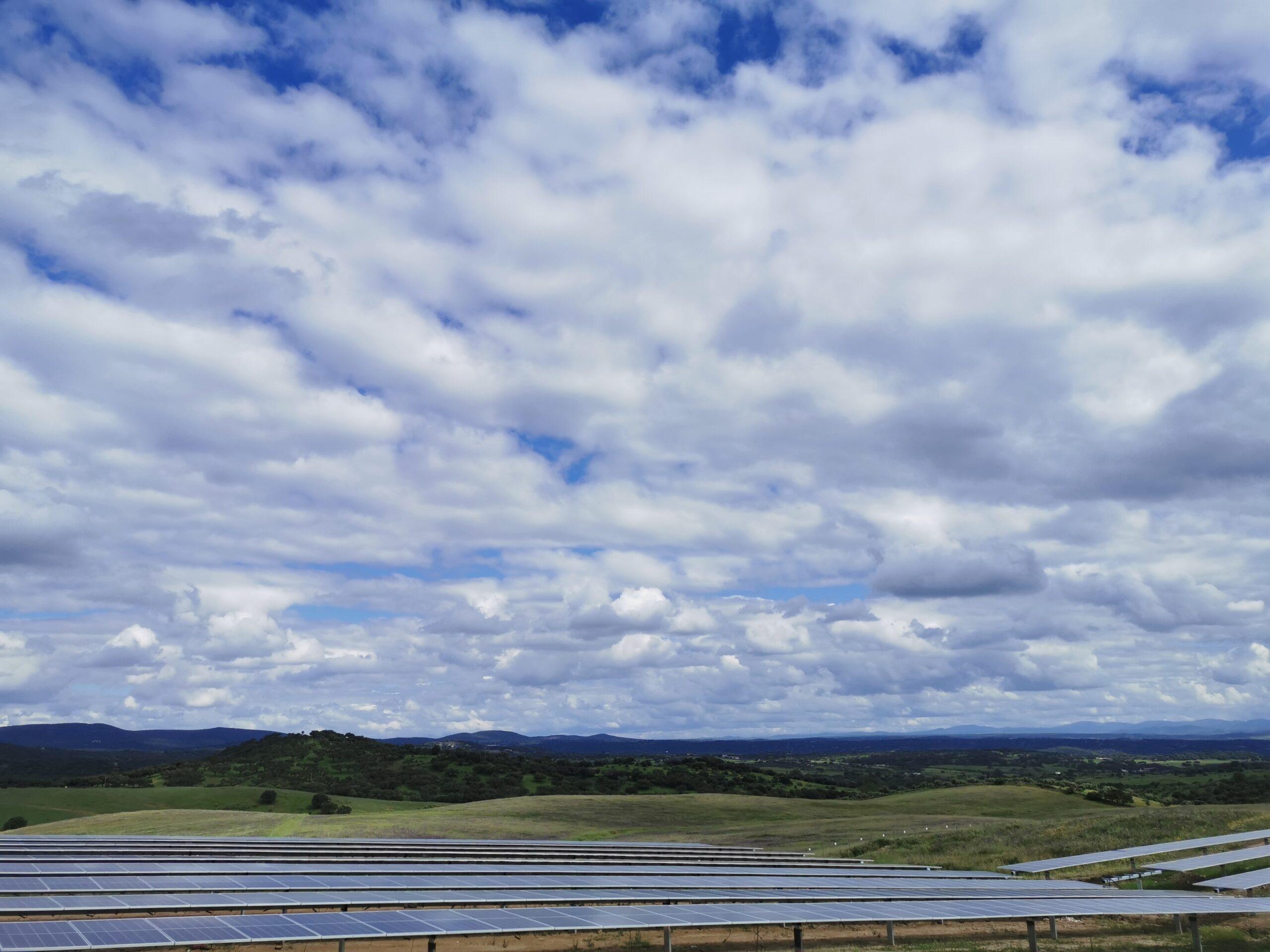 Parque Solar Burguillos